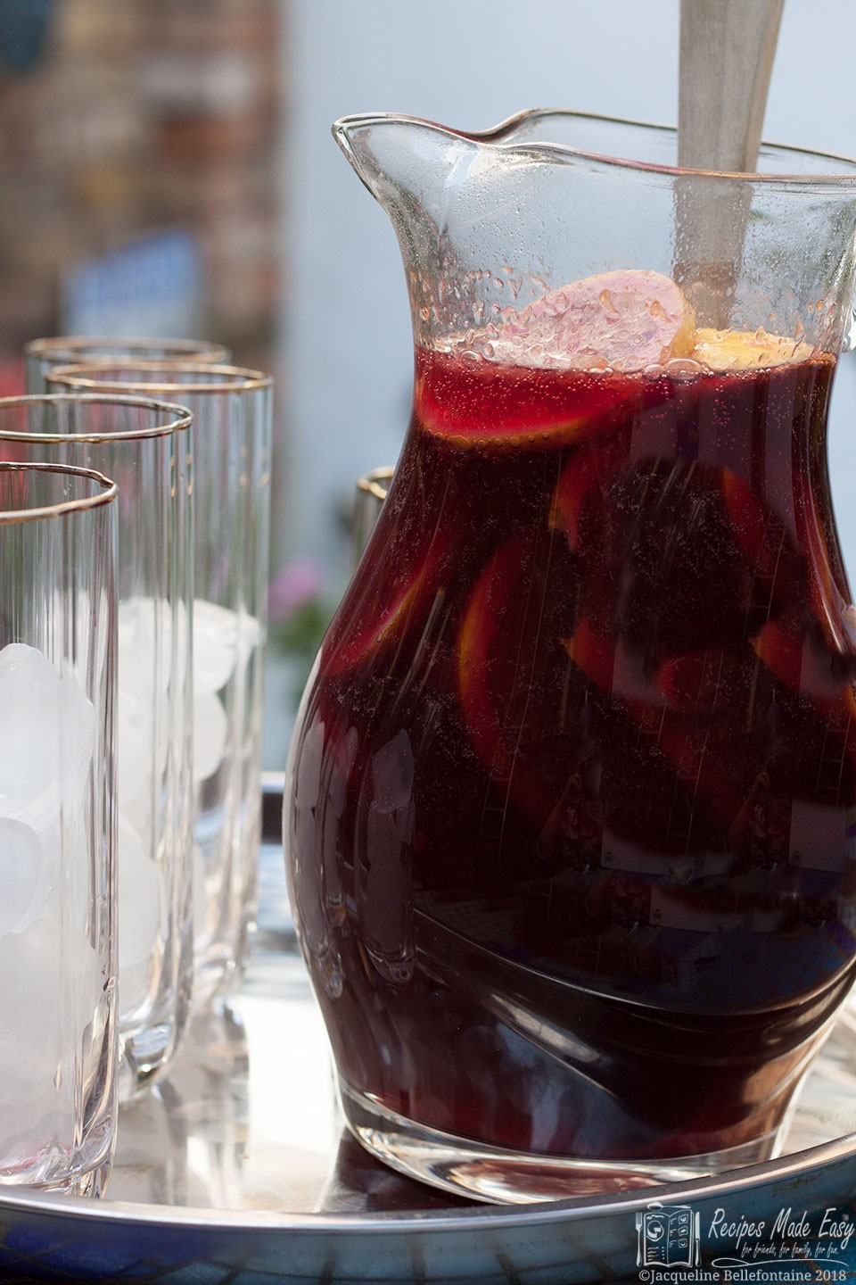 Sangria – the perfect summer drink