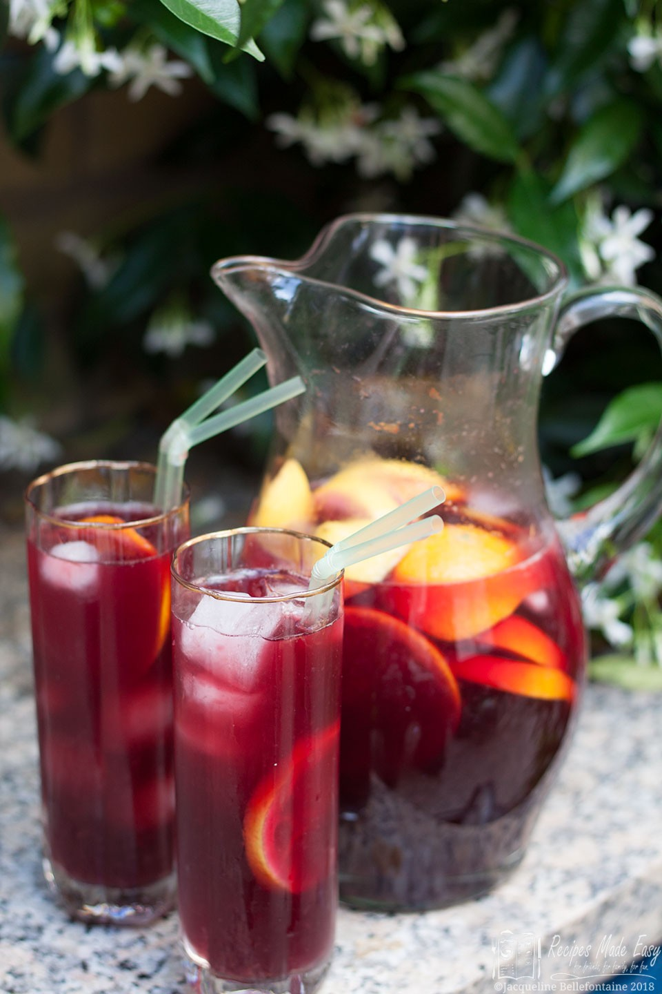 Sangria - the perfect summer drink