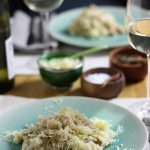 Recipes Made Easy chicken or turkey and leek risotto, step by step