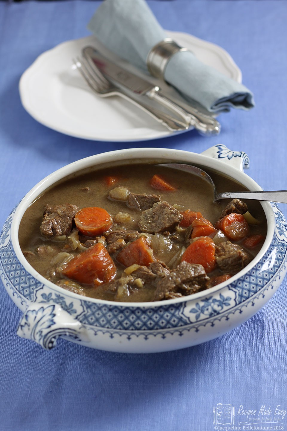 old fashioned beef and carrot stew pressure cooker recipe by recipes made easy