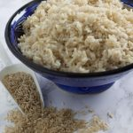 Recipes Made Easy - How to cook brown rice in a pressure cooker- recipesmadeeasy.co.uk